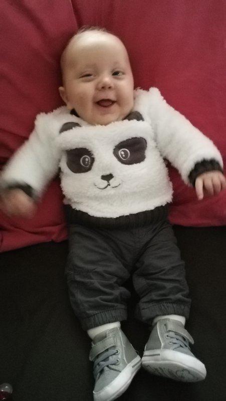 3 mois aujourd'hui mon bébé