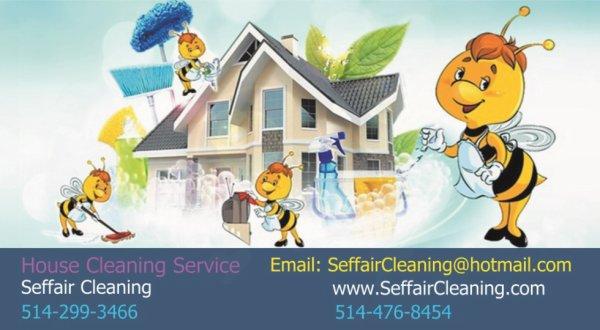 Ménage Régulier - Grand Ménage Spiring Cleaning Service