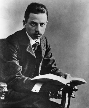 Lettres à un Jeune Poète - Rainer Maria Rilke.