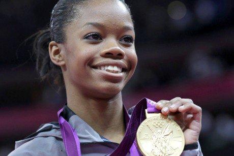 Gabby Douglas Championne Olympique !