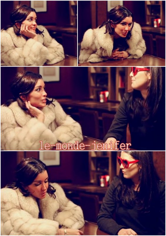 Interview dans Paulette Magazine & Madmoizelle.com, Avril 2o11.