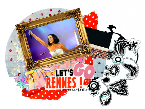 29 Juin : Hit West Live & 3o Juin 2o11 : Jenifer au 6/9