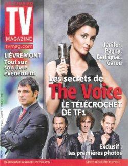 The Voice : Jenifer sera Coach !