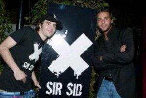 Jenifer à la soirée Sir Sid ( marque de vêtement de Jeremy Chatelain ), en Septembre 2oo4 !