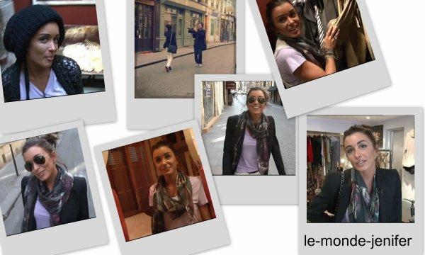 """Tournage de """" la mode, la mode, la mode """" Pour Paris première !"""