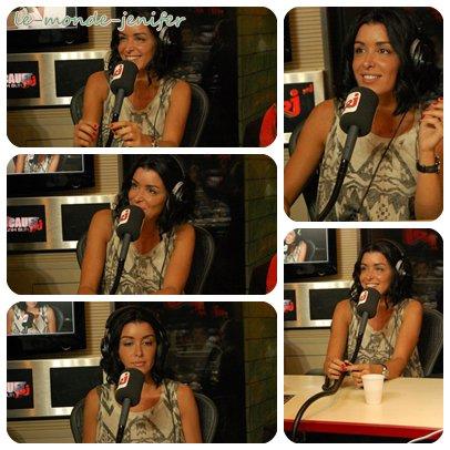 Jenifer - Sur le fil (live NRJ)