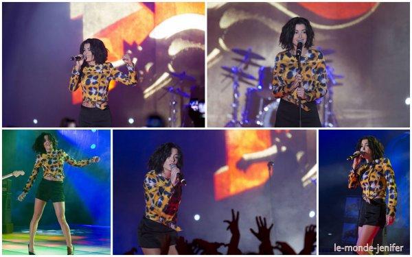 Nrj Music Tour au Sporting de Monaco, 8 Mars 2o13