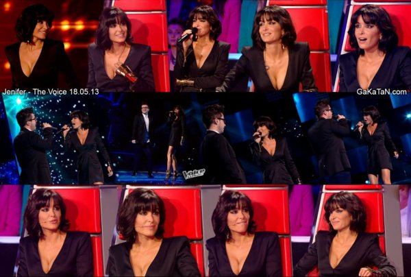 Bracelet manchette jenifer the voice