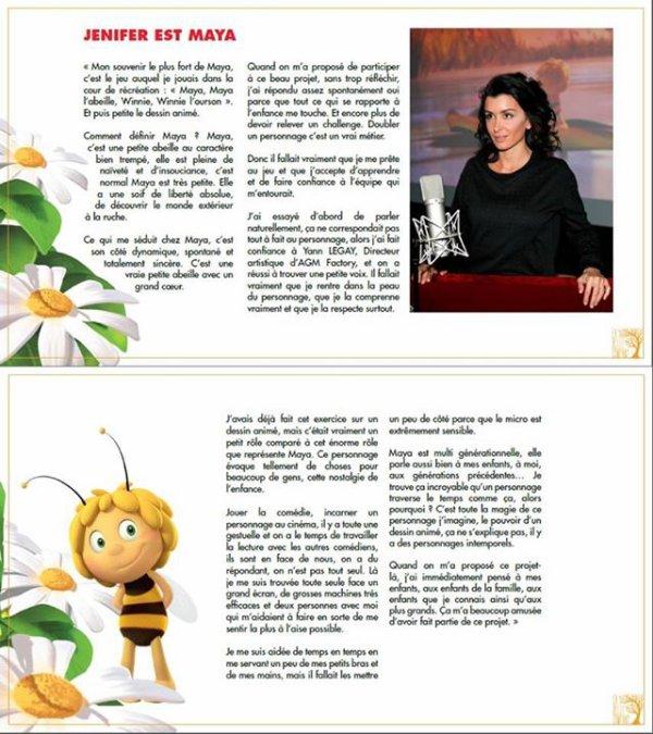 Articles De Le Monde Jenifer Taggés Maya L Abeille Le Monde