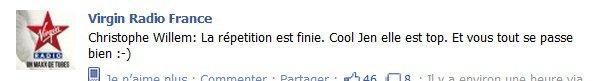 Direct Star sur Seine, 23 Décembre 2o11,Créa