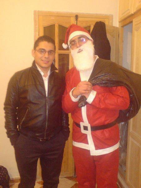 Moi ET Houari Mon cousin