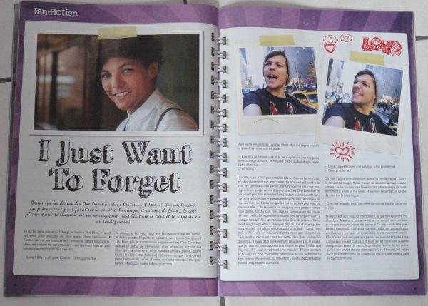 Fan fiction Magazine n°2 !