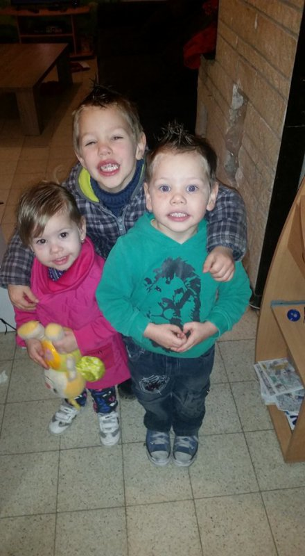 mes 3 amour