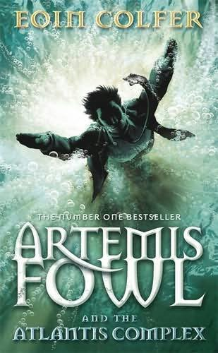 Artemis Fowl 7 : Le complexe d'Atlantis