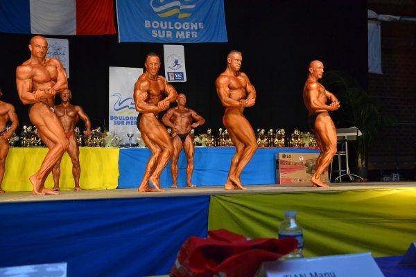 FINALE 2013 DE CULTURISME  AU C C B DE BOULOGNE SUR MER
