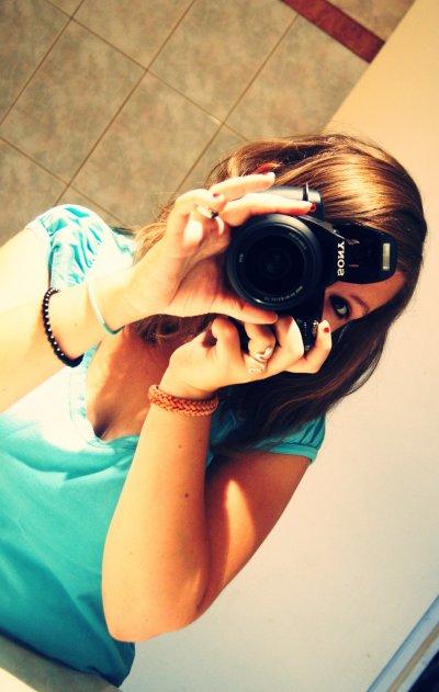 J'aime prendre des photos..