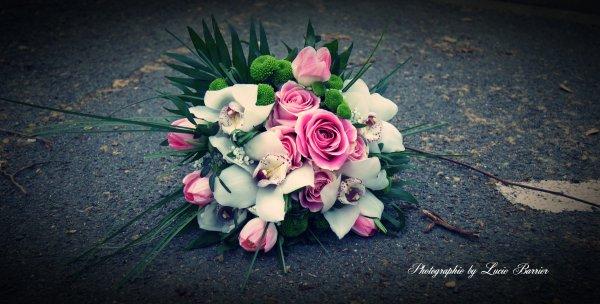 Le bouquet de la marier ;)