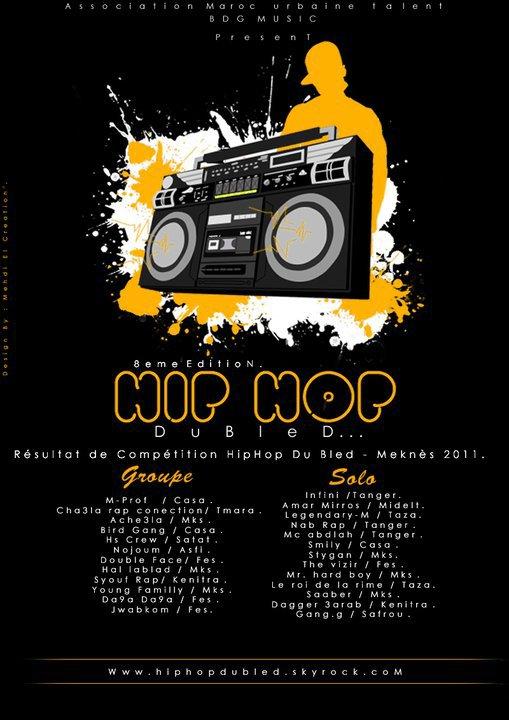Ache3la -- Hip Hop Du Blèd 2011