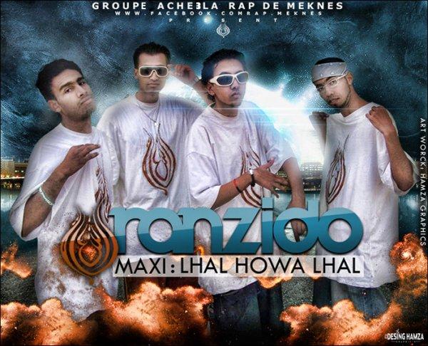 L7AL HOWA L7AL / Ache3la -- Ranzido (2012)