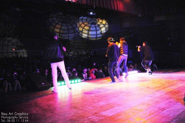 Ache3la -- Inviter au Festival Nos Jeunes talents à Meknès