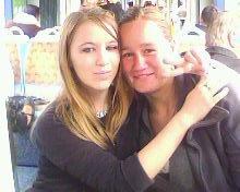 ophelie et moi <3