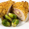 ❤ Recettes ; Cordon bleu & Tarte au saumon fumé, brocolis et chèvre & Chou farci