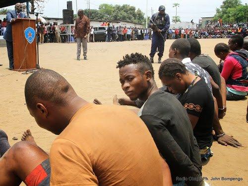 Aveux des auteurs des attaques de Kinshasa confirment les principes impérialistes