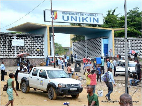La coupure d'eau et d'électricité a servi de prétexte aux intoxicateurs des étudiants de l'UNIKIN