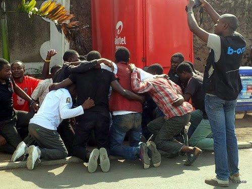 Marche du mercredi 15 novembre : Tentative désespérée de démonstration de force par les pro-Katumbi