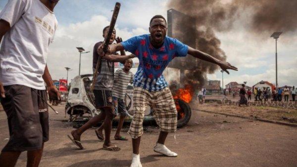 RDC : ces manifestations politiques qui violent les droits de l'homme
