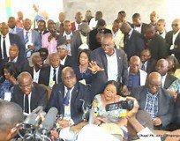 Meeting de l'UDPS de Ndjili : un échec pour les organisateurs et tireurs de ficelles