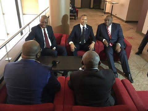 Réunion des opposants à Bruxelles : Félix Tshisekedi et Vital Kamerhe « appelés à revenir à la raison »