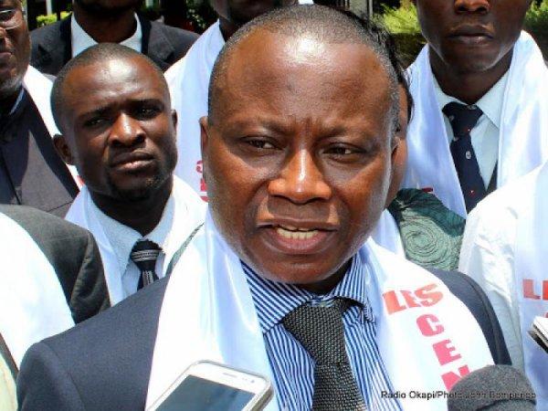 Arrêt de la Cour constitutionnelle : Chérubin Okende pousse le chef de l'Etat à violer la séparation du pouvoir