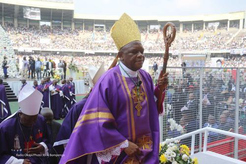 Mgr Fridolin Ambogo : des propos et conseils pour un agenda inavoué