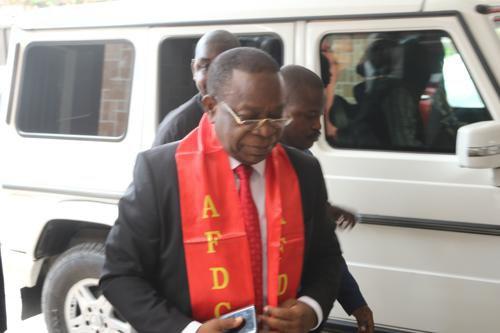 Modeste Bahati réplique à sa double exclusion du FCC et de l'AFDC-A