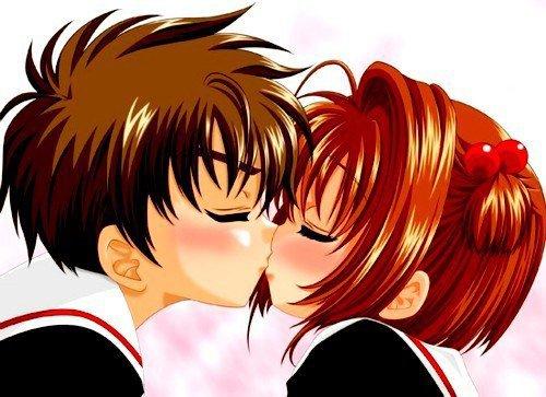 le baise passioné