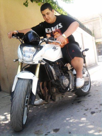ma moto honda hornet 2010