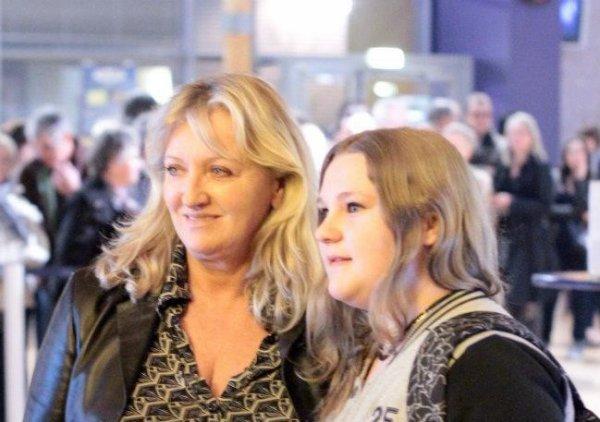 Rencontre Charlotte de Thurckeim et Lola Deweare