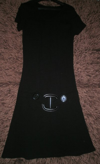 Robe noir - Taille 34