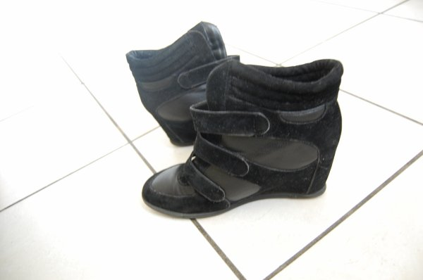 CHAUSSURE STYLE ISABEL MARANT