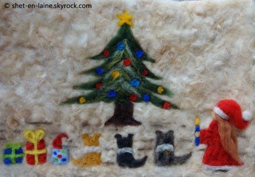 Un Noël façon Shetland