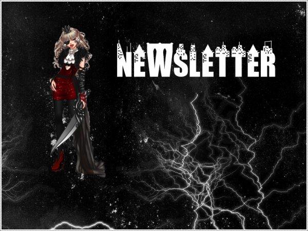 - -  Newsletter.- -