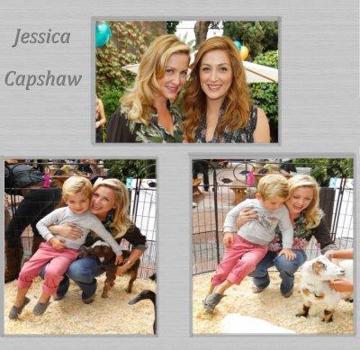 Jessica au Children's Action Network