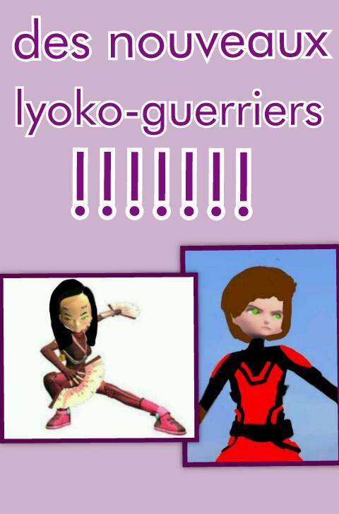 Chapitre 5 : des nouveaux lyoko-guerriers !!!!
