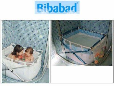 Baignoire de douche pour enfant prix nouveau 169 euros le bibabain le petit budget - Baignoire pour douche bebe ...