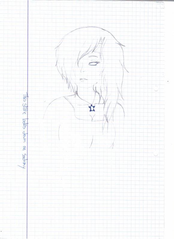dessins avec qualité pourrie du scanner X_X