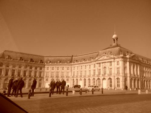 Aaah, Bordeaux, la routine quoi...