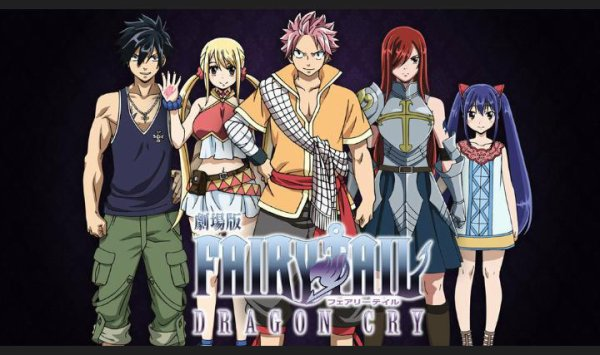 Film de fairy tail le 2ème