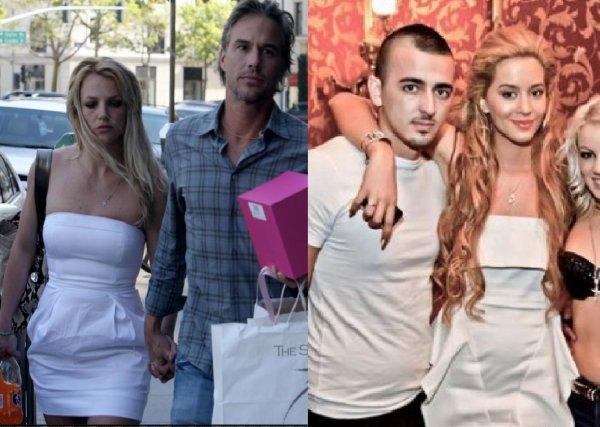 Dafina Zeqiri kopjon Britney Spears