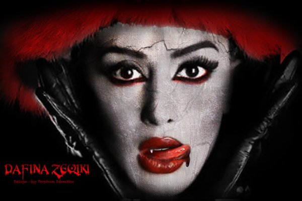 Dafina Zeqiri ... VAMPIRE !!!